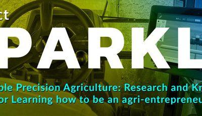 Nace el proyecto SPARKLE para impulsar la digitalización y el emprendimiento mediante la agricultura de precisión